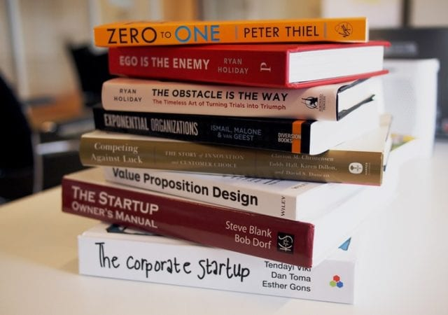 Books for Startups