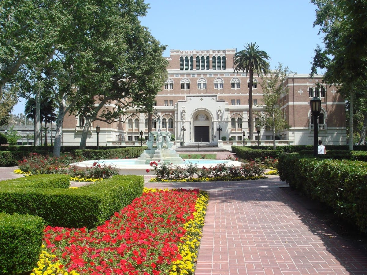 USC Viterbi Data Analytics Bootcamp Campus