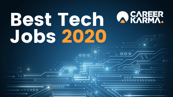Best Tech Jobs 2020