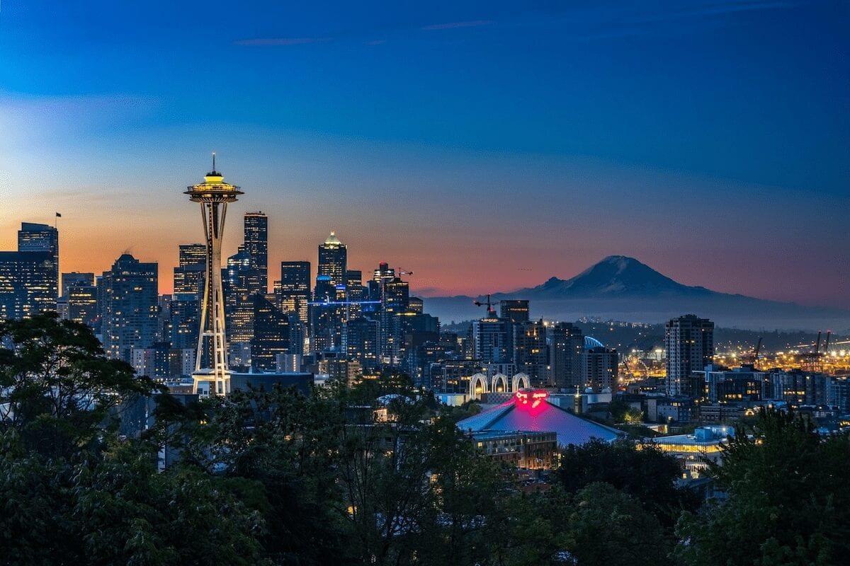 Seattle, home to UW coding bootcamp
