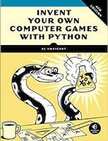 Invent Your Own Computer Games With Python book cover