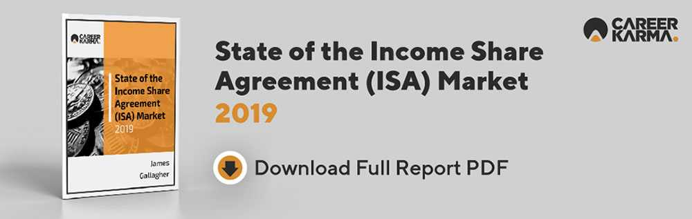 Income Sharing Agreement Full Report Download