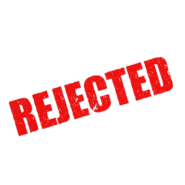 """rejected"" for TEPSLF"
