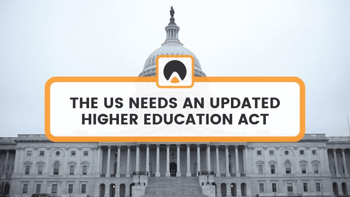 Updated Higher Education Act