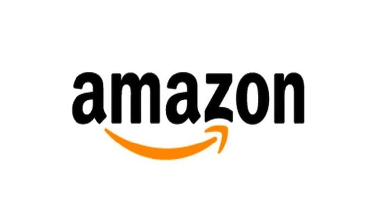 Logo for Amazon, one of the best technology companies in Seattle
