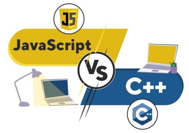 JavaScript vs C++ (C Plus Plus)