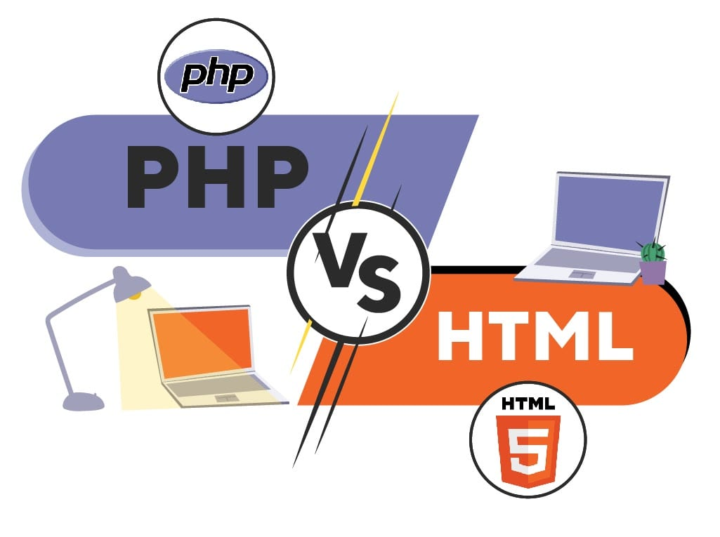 PHP vs HTML: What You Should Know in 2020