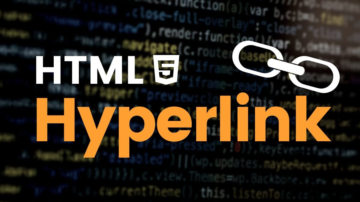 How to Create a Hyperlink in HTML