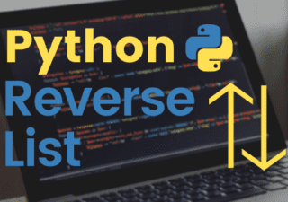 Python reverse list cover image