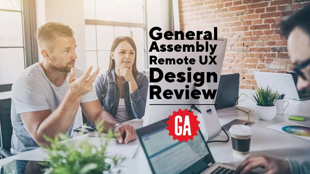 General Assembly UX Design Online