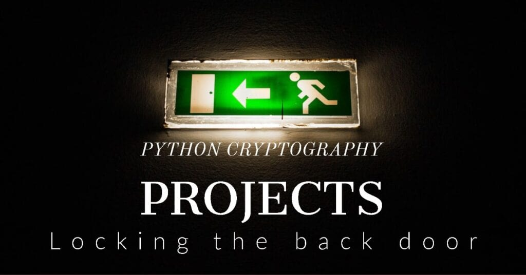 Python Cryptography Projects