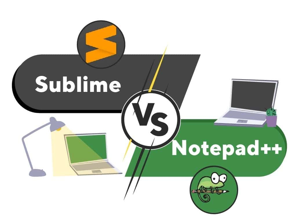 Sublime vs Notepad++