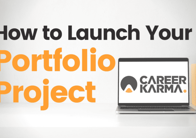 How to Launch Your Portfolio Project
