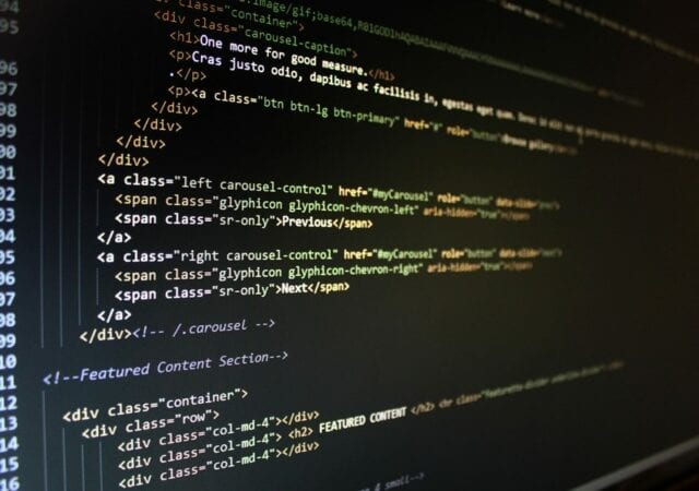 Business Code Coding Computer 270360 640x450
