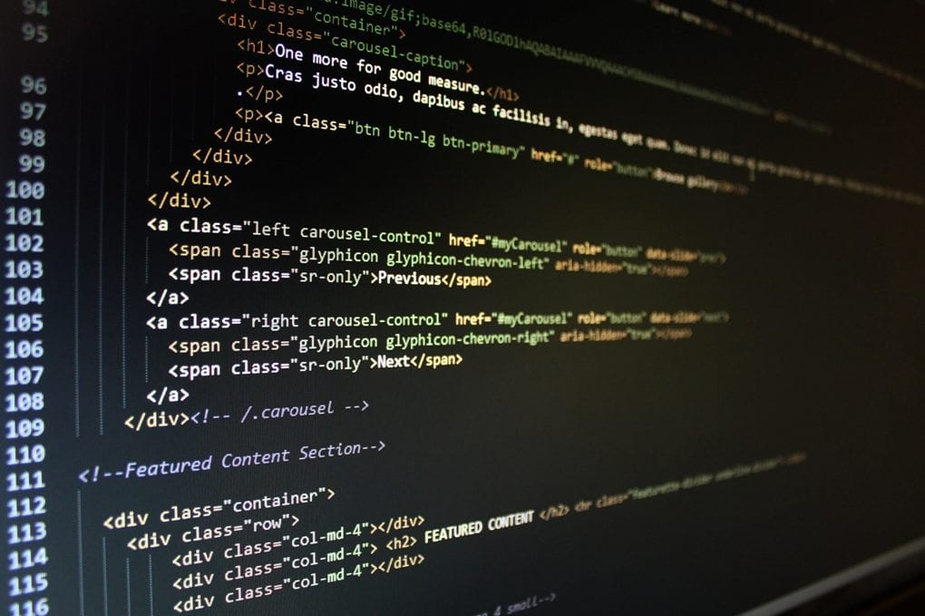 Business Code Coding Computer 270360