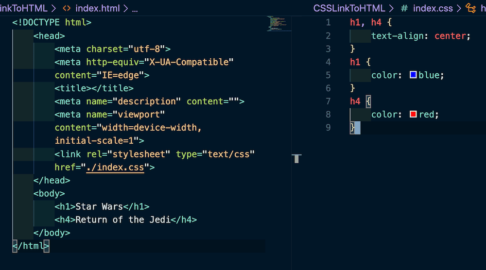 How to Link CSS to HTML to Make Markup More Readable