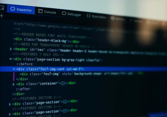 Using header and divs while composing markup in HTML