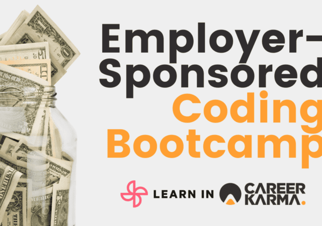 How to Get Your Coding Bootcamp Sponsored by Your Employer