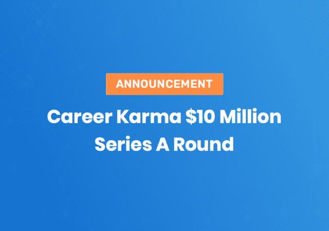 career-karma-series-a-announcement