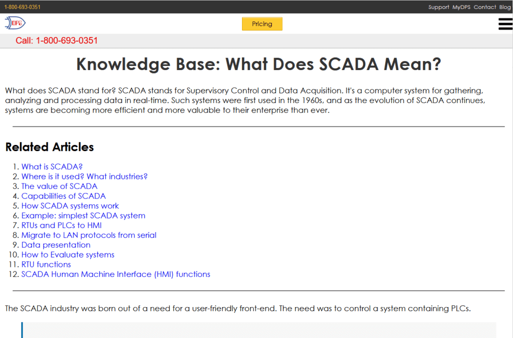 How to Use SCADA and Master PLC Programming