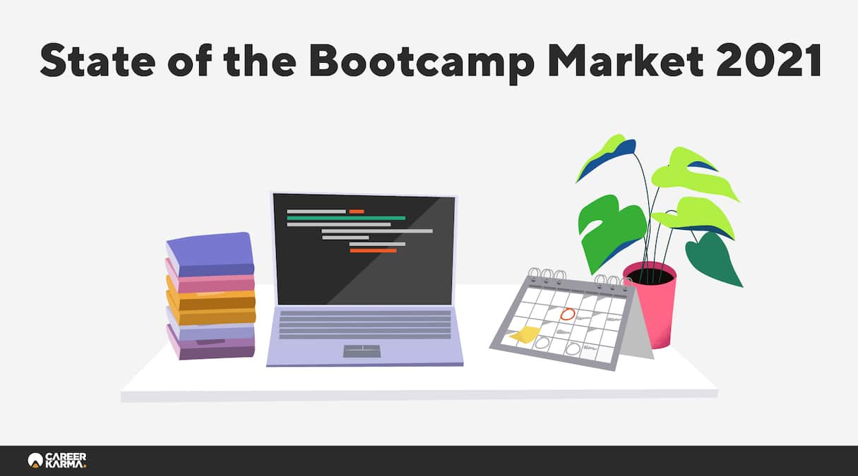 State of the Bootcamp Market Report 2021