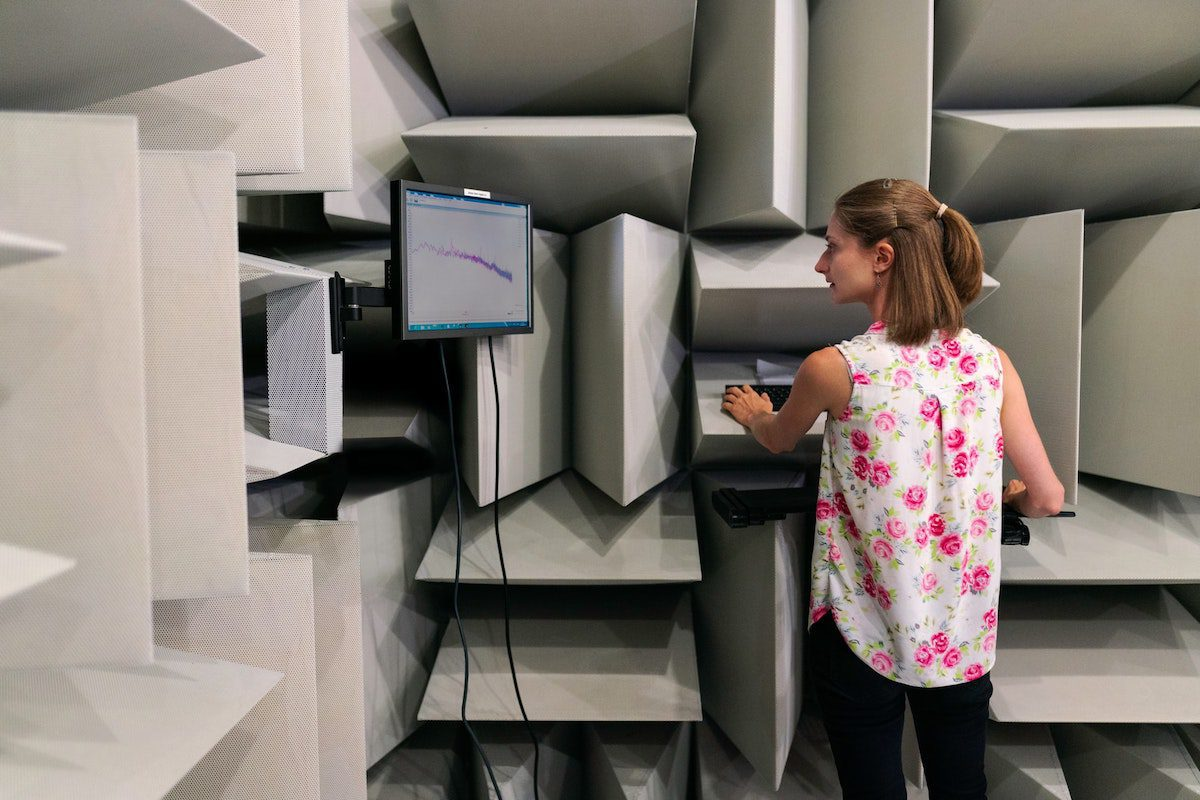 woman working on a flat-screen monitor How to Become a Data Engineer