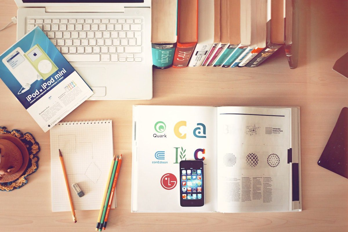 A laptop, books, phone, and stationery that is essential in data entry. Data Entry Clerk Interview Questions and Answers